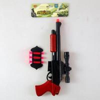 Ружье 9109М пневм. с присосками в пак.
