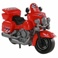 Мотоцикл Пожарный NL в пак. 71316 П-Е /12/