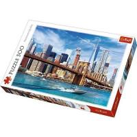 Пазл 500 Вид на Нью-Йорк TR37331 TREFL