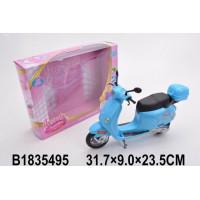 Скутер для куклы 234-702 в кор.