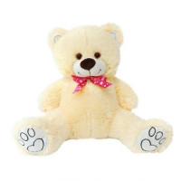 Медведь Валентин 70 см Чайная роза МВН-70ч