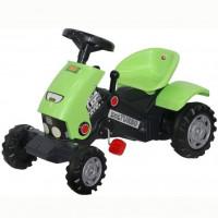 Каталка-трактор с педалями Turbo-2 52735 П-Е /1/