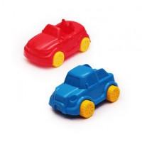 Набор Машинки-малыши 2 шт. в сетке И-0545