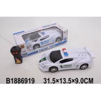 Машина р/у 900S Полиция в кор.
