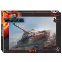 Пазл 160 World of Tanks Wargaming 94091 Степ