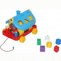 Логич.игрушка Садовый домик 56443 П-Е /6/