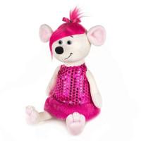 Мышка Аллочка в Платье, 21 см MT-MRT021913-21
