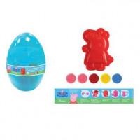 Peppa Pig Набор ДТ Набор для лепки Пеппа яйцо 33510