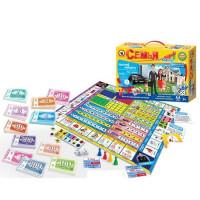 Игра экономическая Семья и карьера 03504
