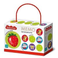 Игра МЕМО Вaby Toys 04050