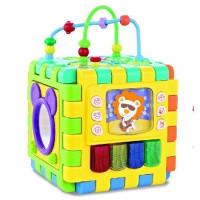 Логич. игрушка Сортер 3850 в кор.