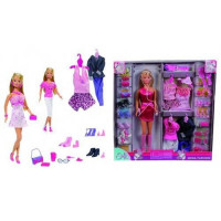 Штеффи Кукла с одеждой с аксесс.  5736015