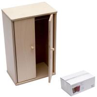 Шкаф для кукол ШДФ-10
