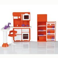 Мебель Кухня Конфетти С-1339 Огонек