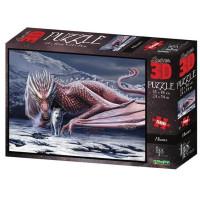 Пазл 3D 500 дет. Альянс 10340
