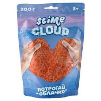 Лизун Cloud-slime Рассветные облака с ароматом персика, 200 г S130-31