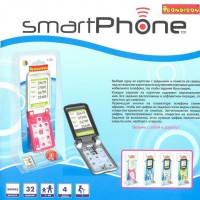 Игра наст. 0843ВВ Смартфон SG410RU