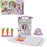 Игровой набор Улица Фуззи  Цветочный магазин Фуззики  FF205