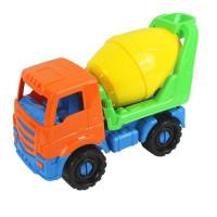 Автомобиль Ростислав Бетоновоз оранжевый 30см И-2631