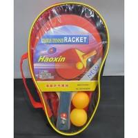 Теннис настольный в чехле 7мм 2ракетки, 2шара 141-228Р