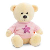 Медведь Топтыжкин жёлтый:Звезда 25 MA1991/25