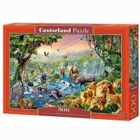 Пазл 500 Река в джунглях В-52141 Castor Land