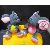 Мышка 14 см 141-575O