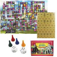 Игра Путь через Хатори.для развития памяти и внимания с карточками Р3395