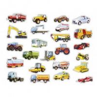 Игра Нужный транспорт магнитные ИН-8994