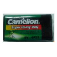Элемент питания 3803 Camelion HEAVY DUTY Green 6F22 1S / цена за 1 шт /