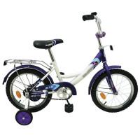 "Велосипед 2-х 16"" Vector зеленый 44854-КХ"