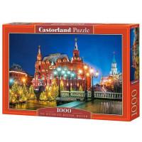 Пазл 1000 Исторический музей. Москва С-104307 Castor Land