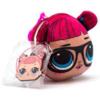 LOL Плюшевая сумочка-антистресс с сюрпризом внутри.Игрушка-антистресс. браслет.шармик LLD15500/RU РА