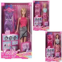 Кукла 99093 Anlily модница с аксесс. в кор.