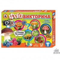 Игра Фотовикторина Грибы и ягоды 03435