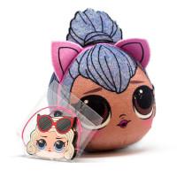 LOL Плюшевая сумочка-антистресс с сюрпризом внутри.Игрушка-антистресс. браслет.шармик LLD15600/RU РА