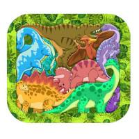 Дер. Зоопазл Динозавры 8076