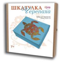 Набор ДТ Шкатулка Черепаха 2302