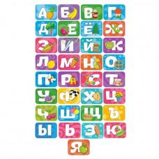 Дер. Алфавит русский Смешарики учатся читать IG0246