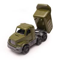 Автомобиль Добрыня Самосвал Военный 20см И-8049