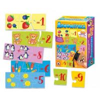 Умные игры Арифметика для малышей 04342