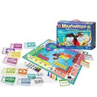 Игра экономическая Миллиардер 03502