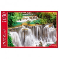 Пазл 1000 Каскад водопадов КБ1000-6910
