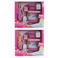 Кукла 99073 Anlily ванная комната с аксесс. в кор.