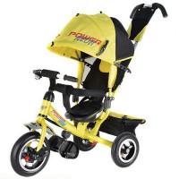 Велосипед 3-х NЕОН JP7NY надув. колеса, желтый