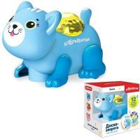 Котик Диско-зверята 4680019284576 Темно-голубой