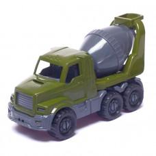 Автомобиль Добрыня Бетоновоз Военный 20см И-4538