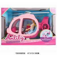 Кукла 99286 Anlily в вертолете в кор.