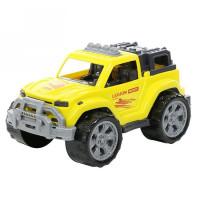 Автомобиль Легион № 3 желтый 76038 П-Е /10/