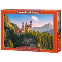 Пазл 1000 Замок Нойшванштайн С-103706 Castor Land